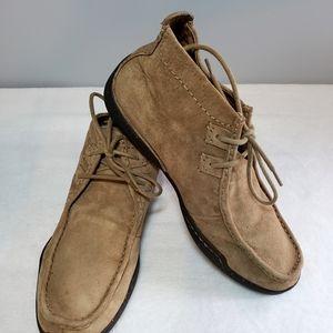 Ugg Australia Suede Berrien Lenox Rope Shoe